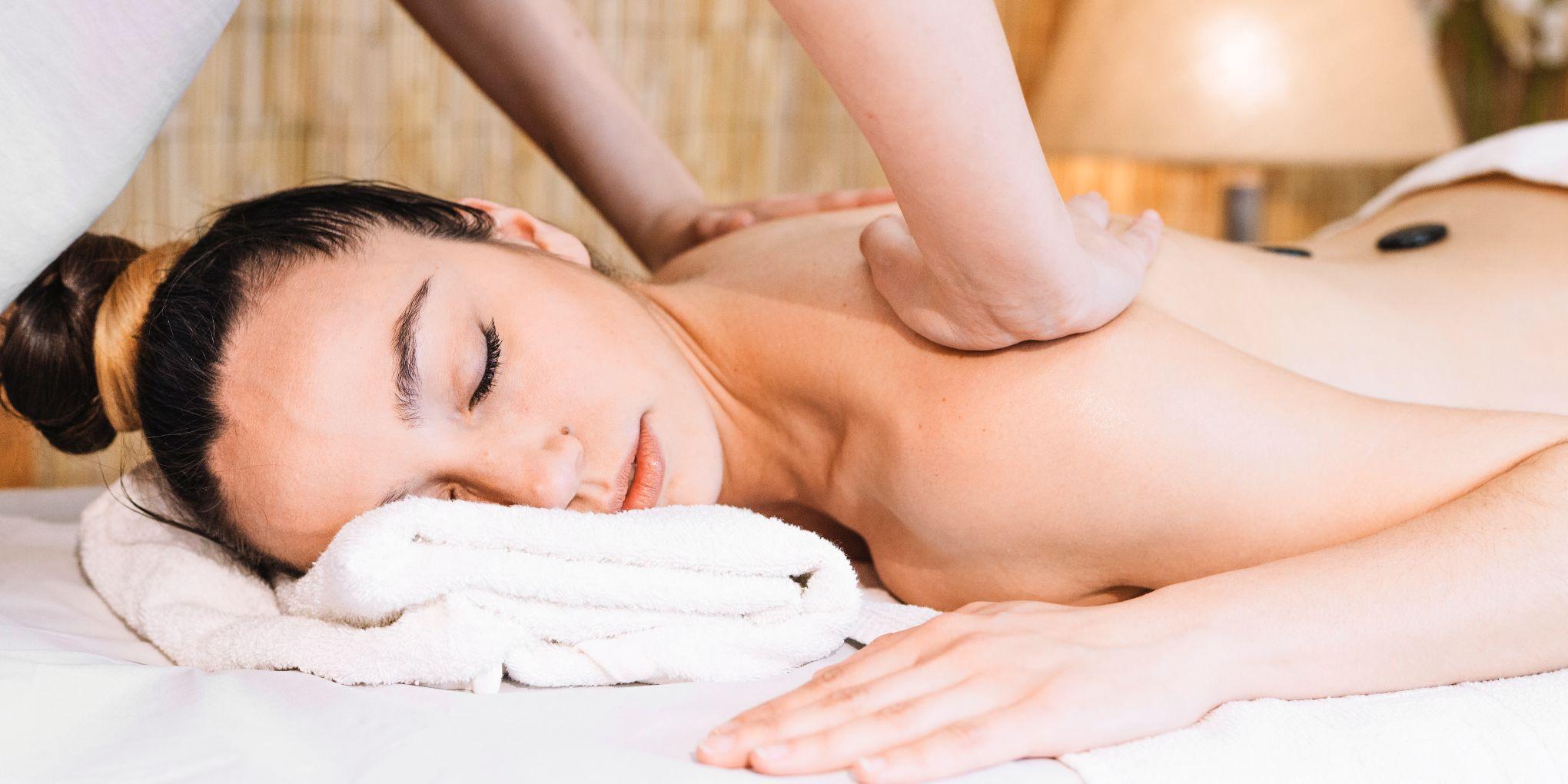 Japanska seks masaža
